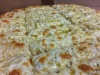 Garlic Fingers with Cheese 14' (Large) with sweet sauce (2 Oz)