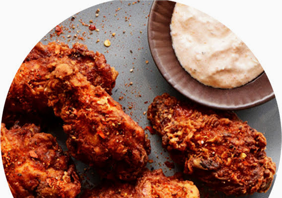 Home Chickenwings En